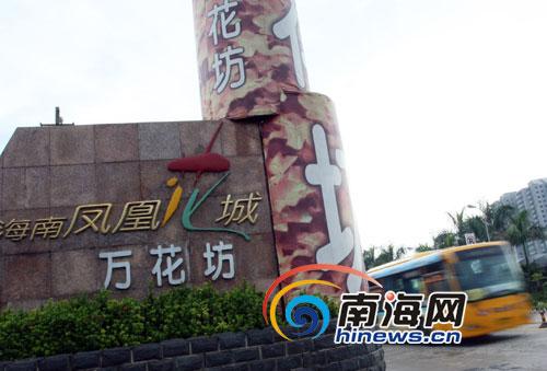 海南凤凰花城 -中国花木交易市场