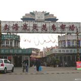 上海岚灵花鸟市场