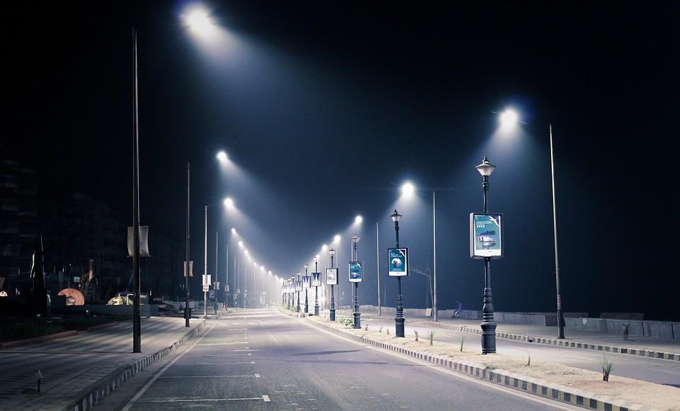 光宝科技智能LED路灯进军中东市场