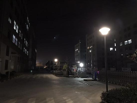 智能路灯落地温州 每盏灯能节约能耗70%