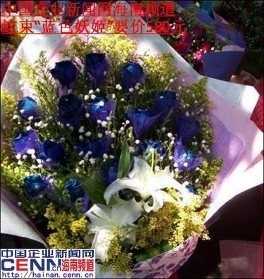 带着这些问题,记者来到了海口市龙昆北路的各花店探个虚实,在上述各花