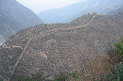 四川汶川地震前的美丽风景(组图)