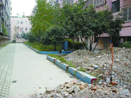 杭州:家门口改建生态停车位 有车族大声叫好