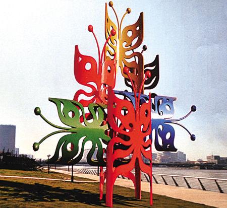 甬城核心区将新增一批精品雕塑 组图