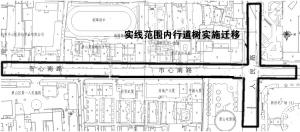 浙江:关于杭州地铁2号线施工范围内绿化迁移的公告