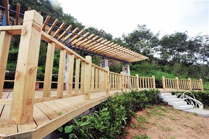 浮山香苑位于浮山徐家东山景区内,是青岛浮山城市生态公园的重要组成