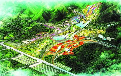 2014青岛世园会敲定试运营时间 年底发布会徽- 园林
