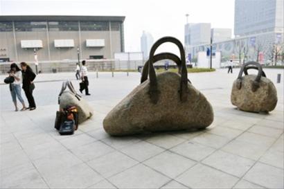 雕塑新闻排行榜_新闻中心RichardHowie雕塑作品鱼群
