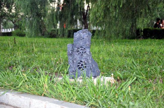 呼伦贝尔:206个户外景观音响落户广场公园