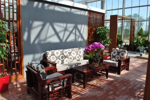 中式家装风格的园艺设计