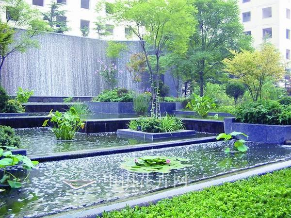 缤纷庭院利用水景送清凉(图)图片