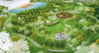 天津塘沽森林公园附近建滨海森林庄园