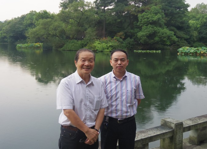 浙江省风景园林学会组团参加十月杭州世界屋顶绿化