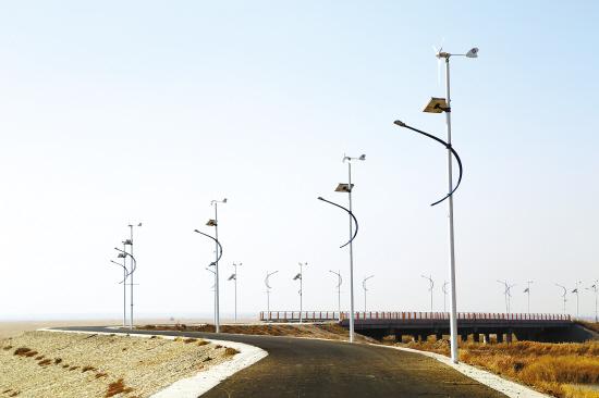 忻州原平380个村庄要安装7300盏太阳能路灯 浅谈中国石材行业发展渐趋图片