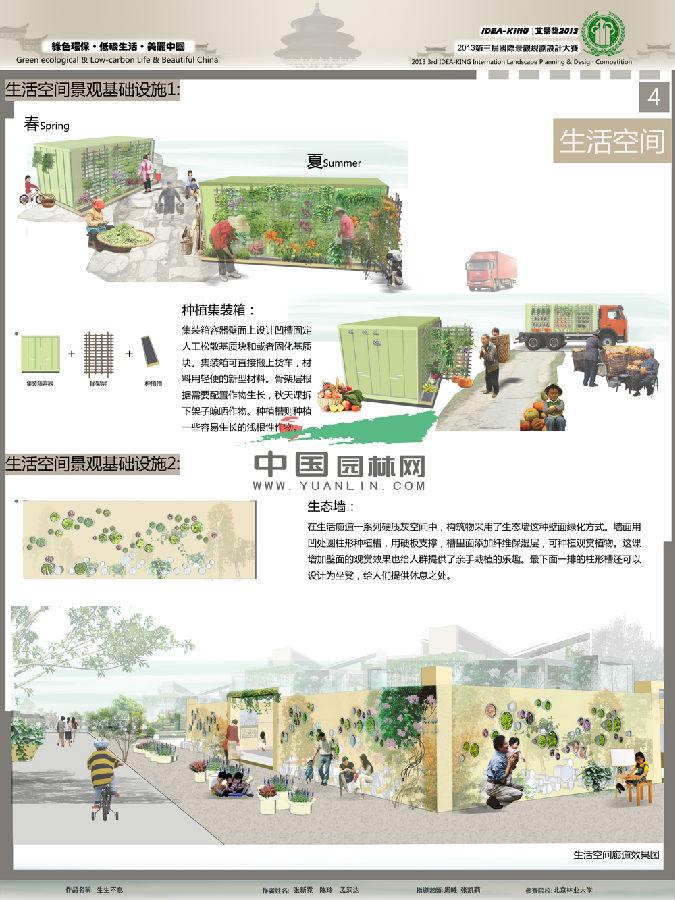 ,景观毕业设计排版,景观园林设计排版,景观设计方案文本排版,