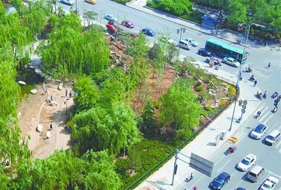 推荐阅读: 乌鲁木齐:景观整体改造启动 四季皆有景 湖北宜昌:为41个