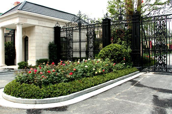 绿城昆山玫瑰园-设计交流-景观设计-园林人论坛