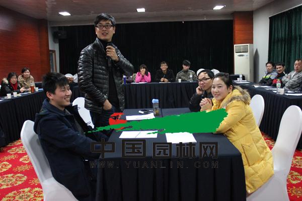 中国园林网员工玩唐图游戏