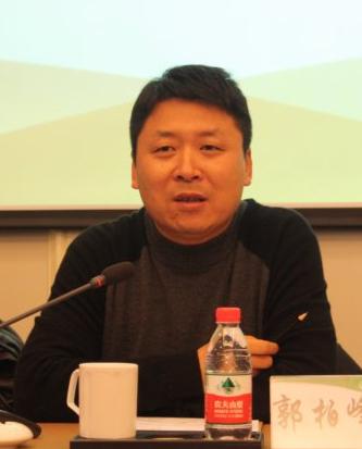 郭柏峰:联合业界 共创花木行业流通航母