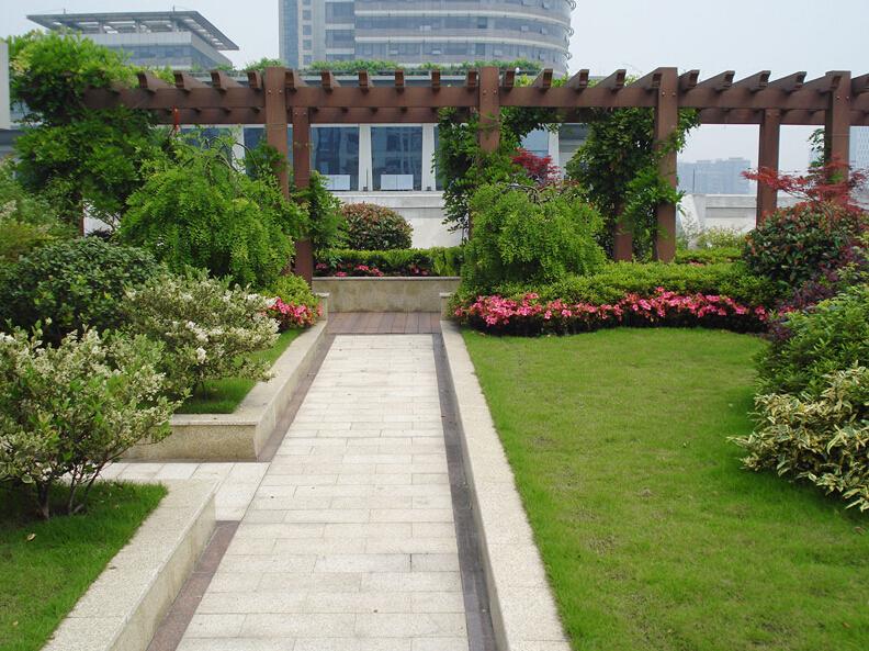 風景園林工程評選推薦:杭州興業市政園林工程有限