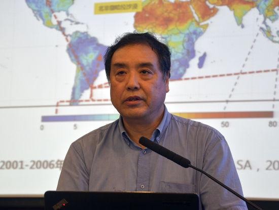 柴发合:中国对灰霾研究强度比国外大