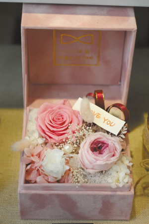 七夕广州部分商场定制鲜花价格600元不等