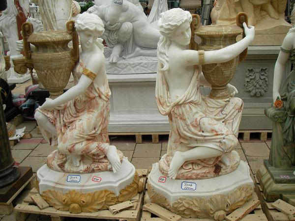 花砵是种花用的容器石雕欧式花钵景观花钵盆景