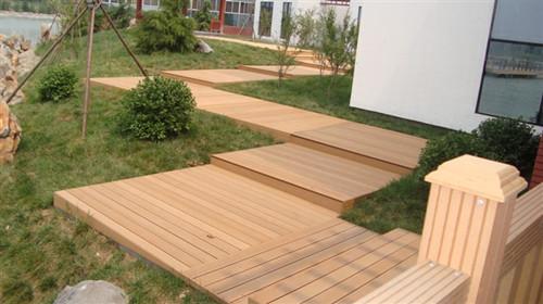 木塑地板的特点与铺设方法