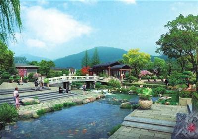 余杭大径山剑指中国首个乡村国家公园
