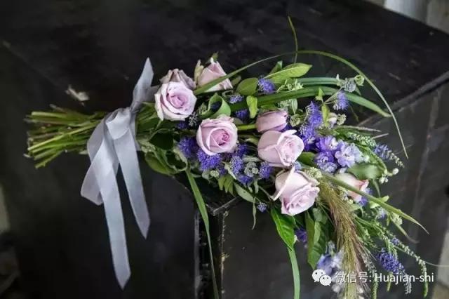 插花:掌握韩式花束精髓-时尚花艺-中国园林网