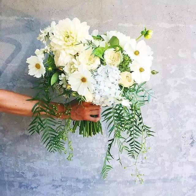 婚礼捧花:依据新娘性格配花