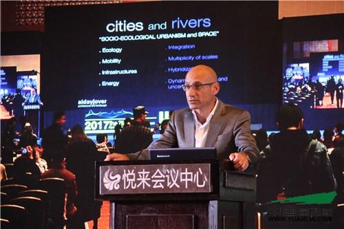 【艾景奖现场】伊纳奇・艾迪:城市与河流
