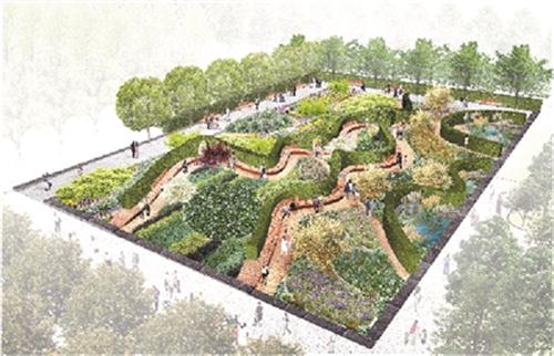 2019北京世园会创意展园方案亮相