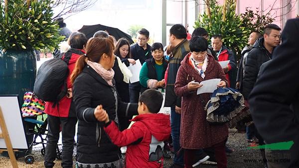 第十五届中国(金华)花卉苗木交易会完美落幕
