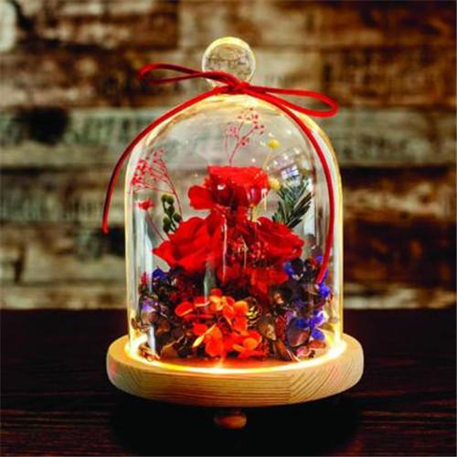 介乎于鲜花和干花之前的永生花为什么这么贵?