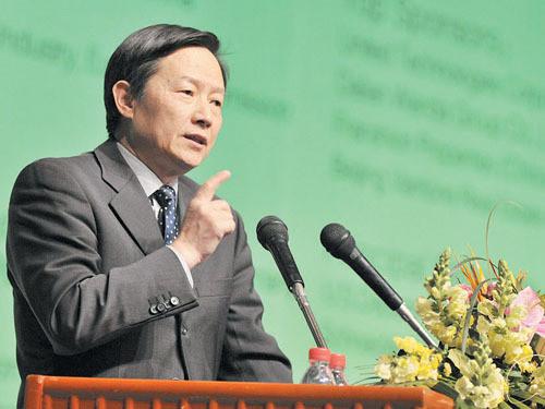 仇保兴谈立体园林:田园梦是中国梦的一部分