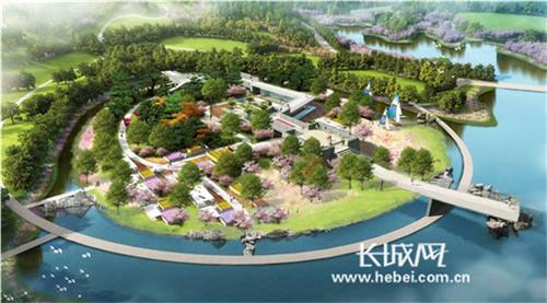河北省第三届园林博览会项目工程4月开工