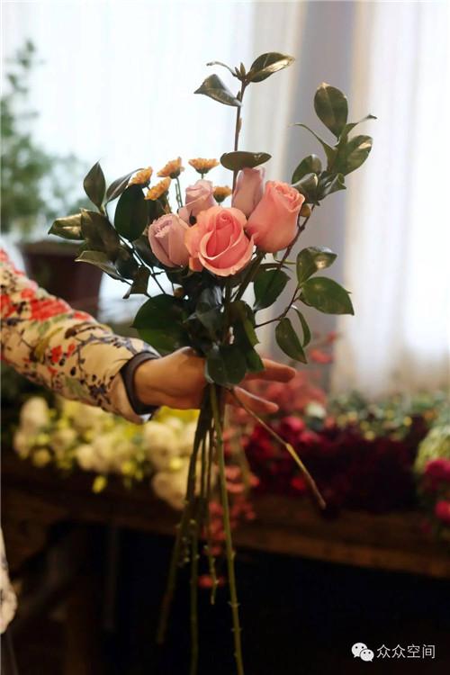 花束制作步骤分享