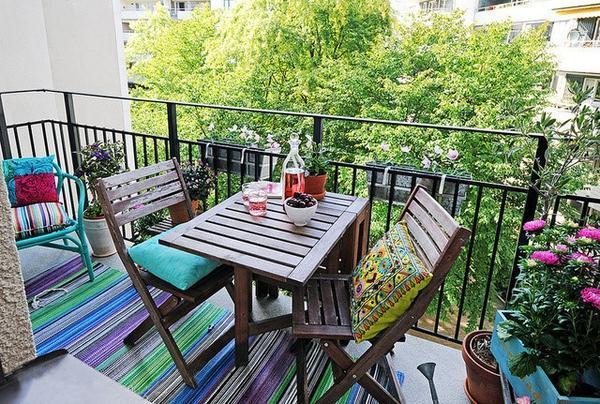 花架!让阳台变花园不是事儿