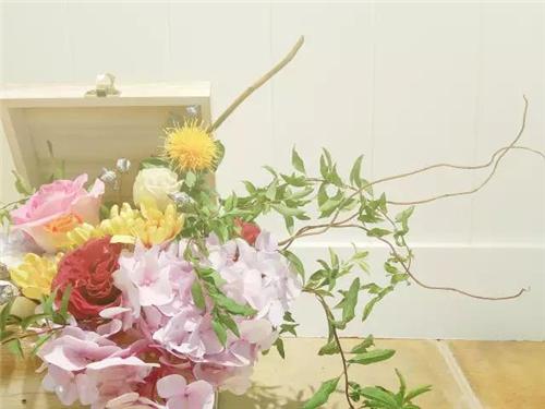 插花艺术:插花的色彩搭配攻略