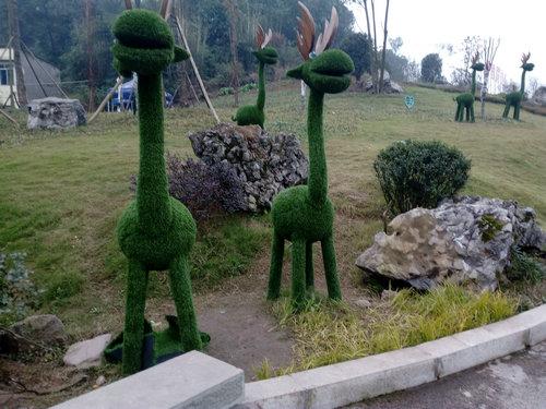 绿化景观小品
