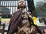 美境内第4座慰安妇铜像将落户曼哈顿