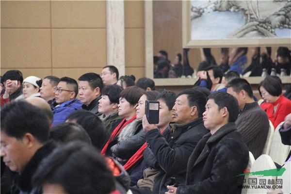 中国园林网携手十二家商协会签署《花木信用公约》倡议书