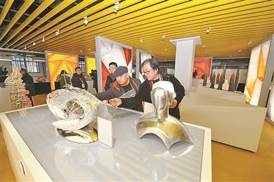 杭州湾新区国际雕塑设计大赛落幕
