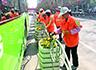 宝鸡:20万盆鲜花扮美城市迎盛会