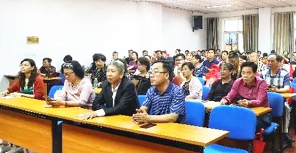 长沙市兰花协会召开第三届会员大会并换届