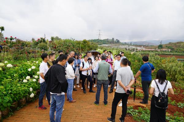 2019绣球属植物学术研讨会在昆召开