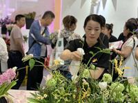 昆明上演花卉盛宴 第二十届昆明花展成功举办