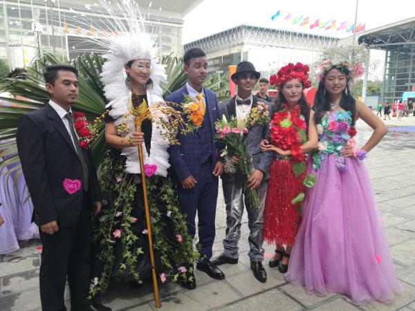 第三屆中國·昆明2019世界花卉模特大賽總決賽成功舉辦