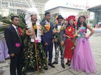第三届中国・昆明2019世界花卉模特大赛总决赛成功举办